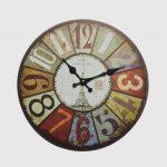 นาฬิกาแขวนวินเทจ รุ่น PARIS made in 1889
