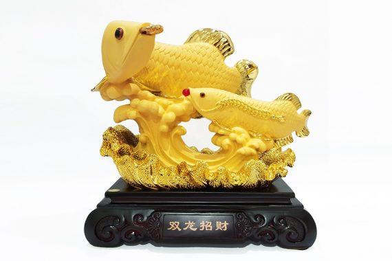 ปลาคู่คาบเหรียญ