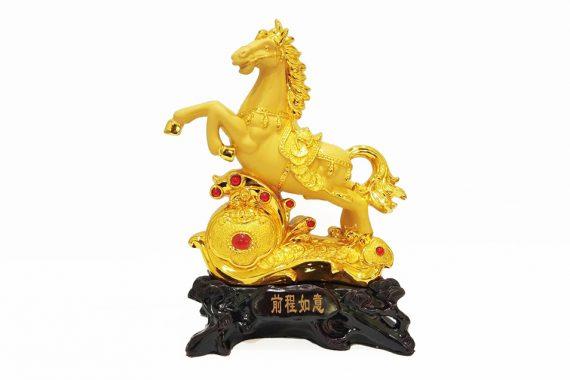 ม้าทอง