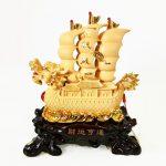 เรือสำเภาจีน หัวมังกร 12 นิ้ว
