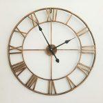 นาฬิกาแขวนวินเทจ Loft Style ขนาดใหญ่