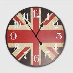 นาฬิกาวินเทจแขวนผนัง รุ่นธงชาติอังกฤษ