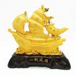 เรือสำเภาจีน ไซส์กลาง 9.5 นิ้ว