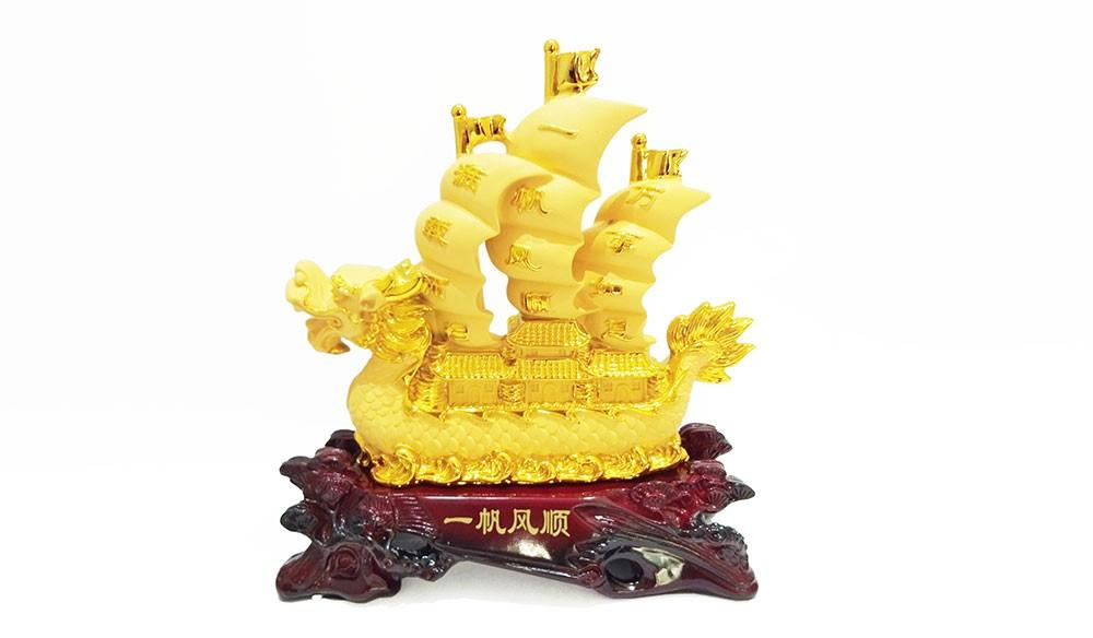 เรือสำเภาหัวมังกร 12 นิ้ว