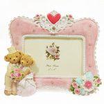 กรอบรูปวินเทจ รุ่นหมีแต่งงาน