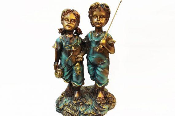 สองพี่น้องนักตกปลา