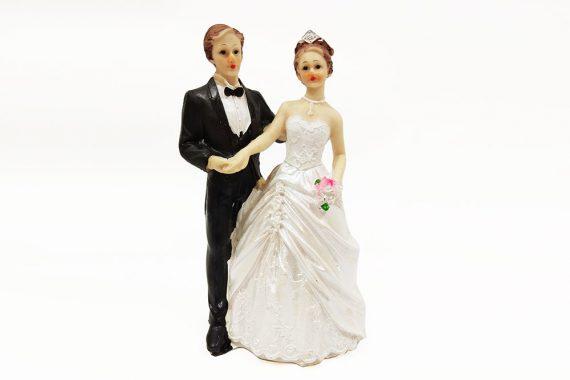 เจ้าบ่าวเจ้าสาวแต่งงาน