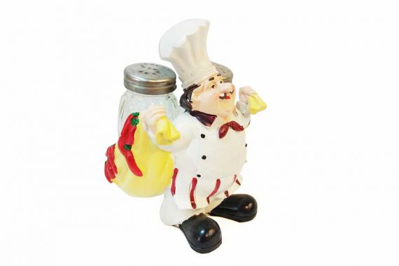 พ่อครัวพริกไทย