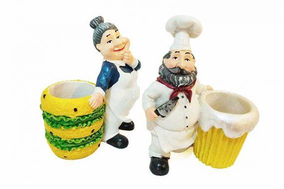 คู่พ่อครัวแม่ครัว