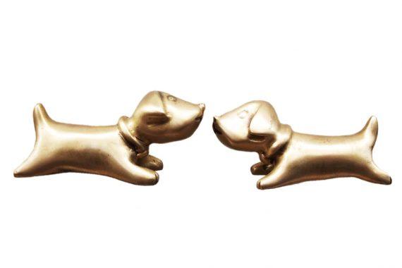 มือจับหมาคู่