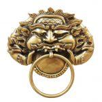 มือจับประตูทองเหลือง – ราหู
