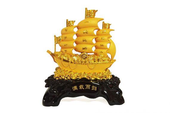 เรือสำเภาจีนปรับฮวงจุ้ย