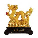 มังกรทองจีน