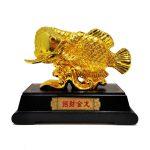 ปลาหลี่ฮื้อสีทอง 鲤鱼